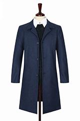 Элегантное мужское пальто