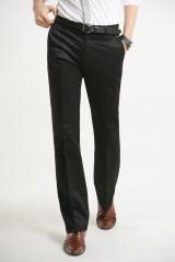 Черные классические брюки Bordi