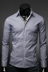 Приталенная мужская рубашка Essence