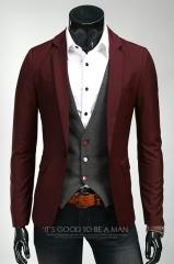 Красный пиджак A.C. Home