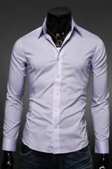 Классическая светлая рубашка Essence