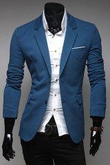 Синий пиджак A.C. Home