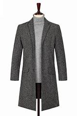 Классическое мужское пальто.