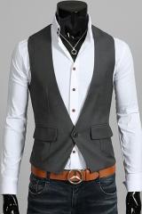 Мужской жилет casual