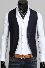 Мужская жилетка casual