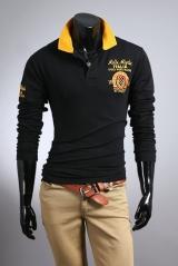 c2943534e Мужские футболки-поло, стильные поло для мужчин, купить поло мужские ...