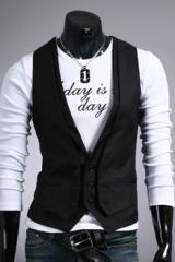 Мужской жилет для костюма De Virdi
