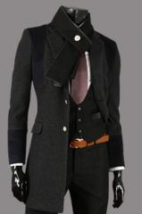 Классическое пальто мужское Le Gen