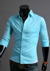 Стильная рубашка с коротким рукавом Cleverley