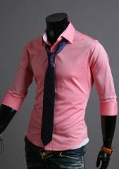 Мужская рубашка с коротким рукавом Cleverley