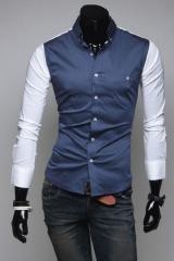 Мужская рубашка T.S Justin