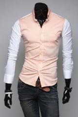 Модная мужская рубашка T.S Justin
