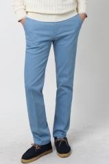 Голубые мужские брюки Bordi