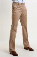 Светло-коричневые брюки Bordi