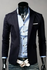 Мужской трикотажный пиджак A.C. Home