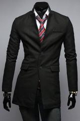 Стильное пальто в классическом варианте