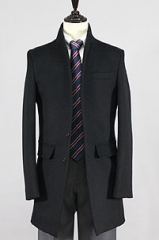 Пальто мужское классического дизайна