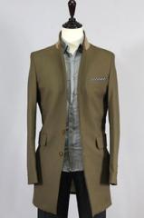 Стильно пальто для мужчин, классика
