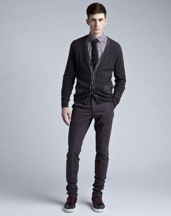 стиль casual фото мужской одежды